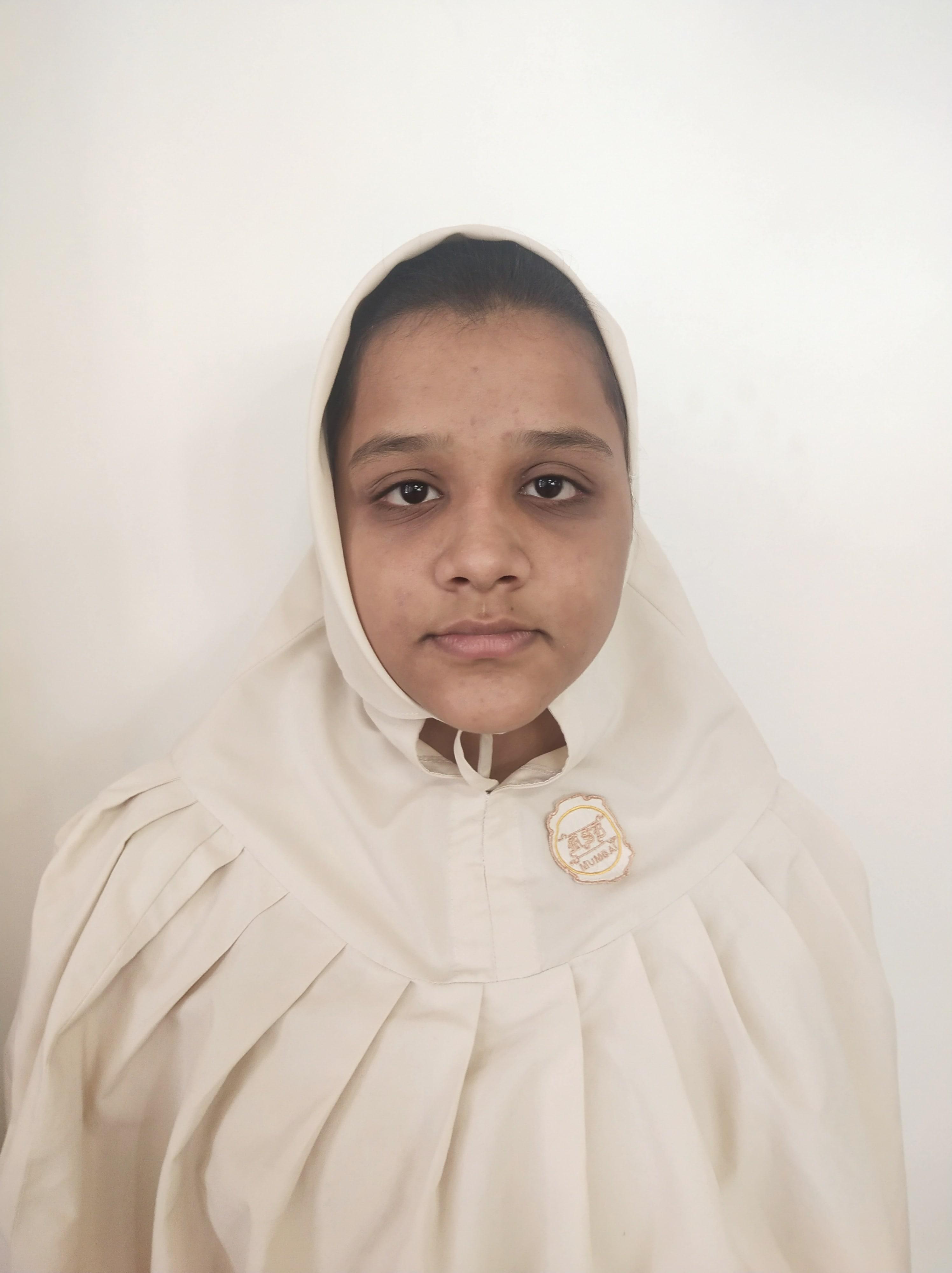 Sakina bai  Shabbir bhai Arsiwala